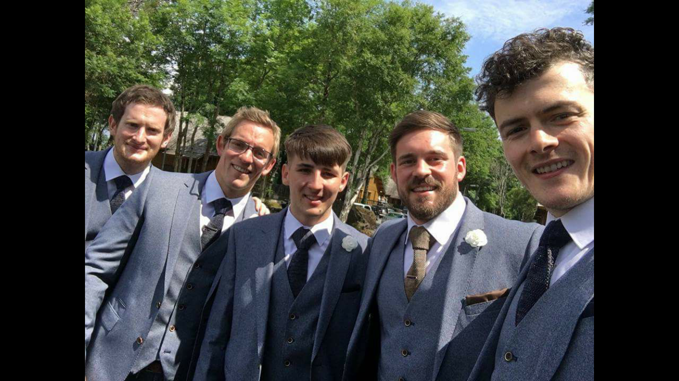 wedding suits derry