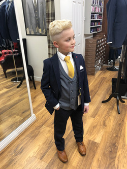 Blacktie Showroom Boys Suits