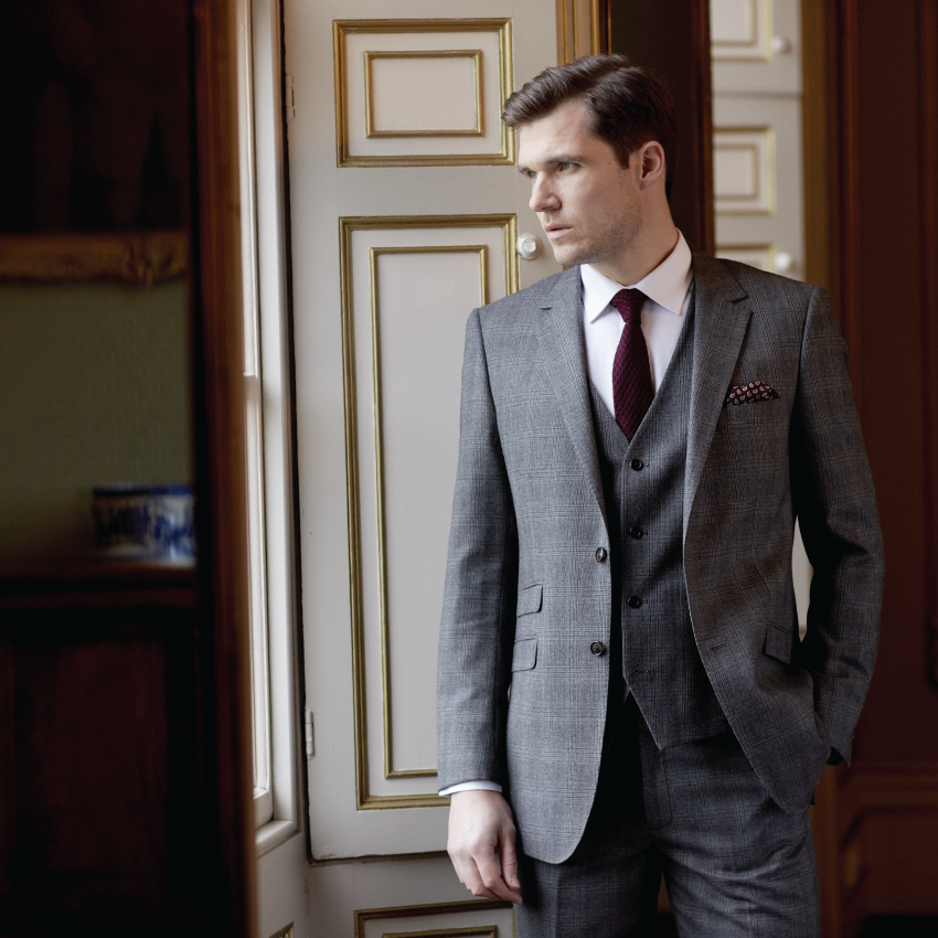 The Black Tie Showroom Mens Suits
