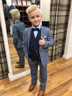 Black Tie Boys Communion Suits Derry