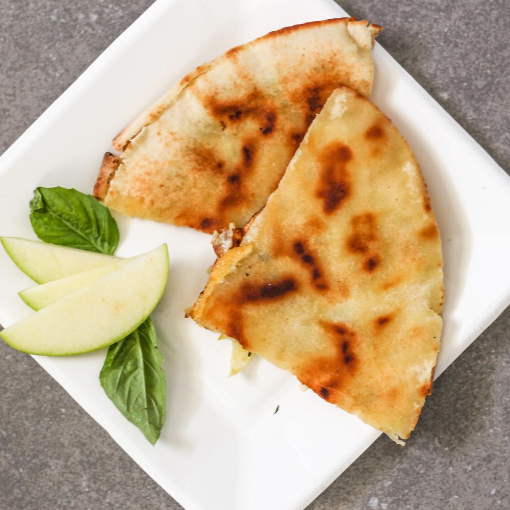 Apple Pie Pitta Pockets withloverecipes.com