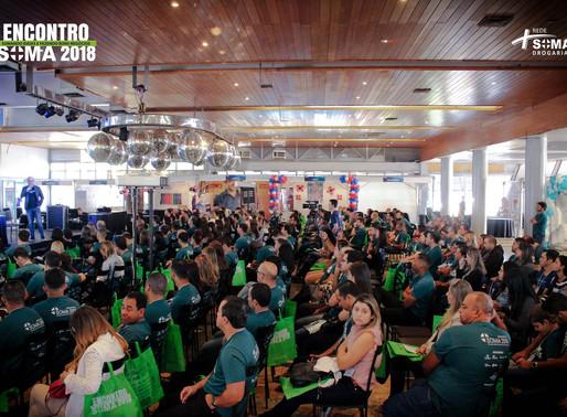 Rede mineira reúne seus credenciados em um grande encontro