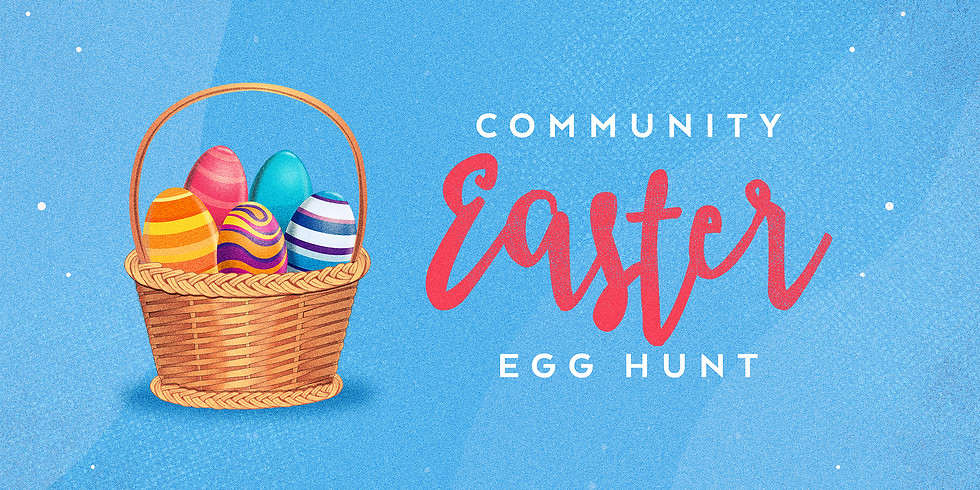 Community Easter Egg Hunt