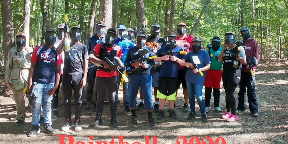 2nd Annual Paintball