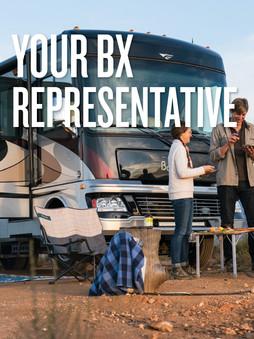 Your BX Representative