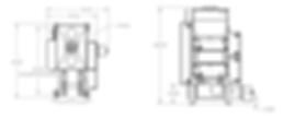 Automatic CSU1000 Dimensions