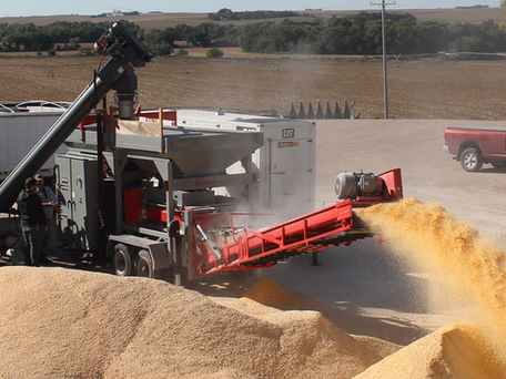 How a Grain Roller Mill Saves Time and Money