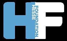 Hesse Foundation Logo KEVIN Blue_White.p