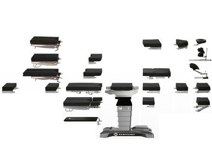 Merivaara Grand Promerix™ Accessories