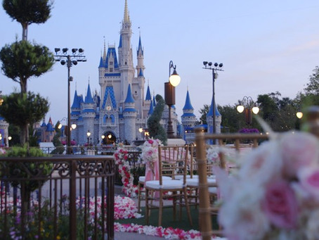 The Do's & Don'ts of Filming Disney Weddings