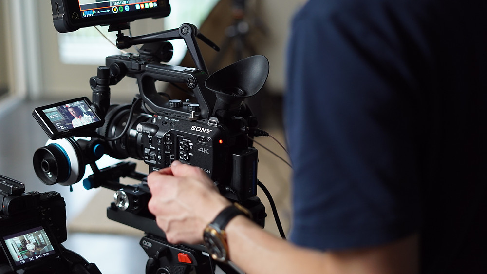 Ben, working with the Sony FS5