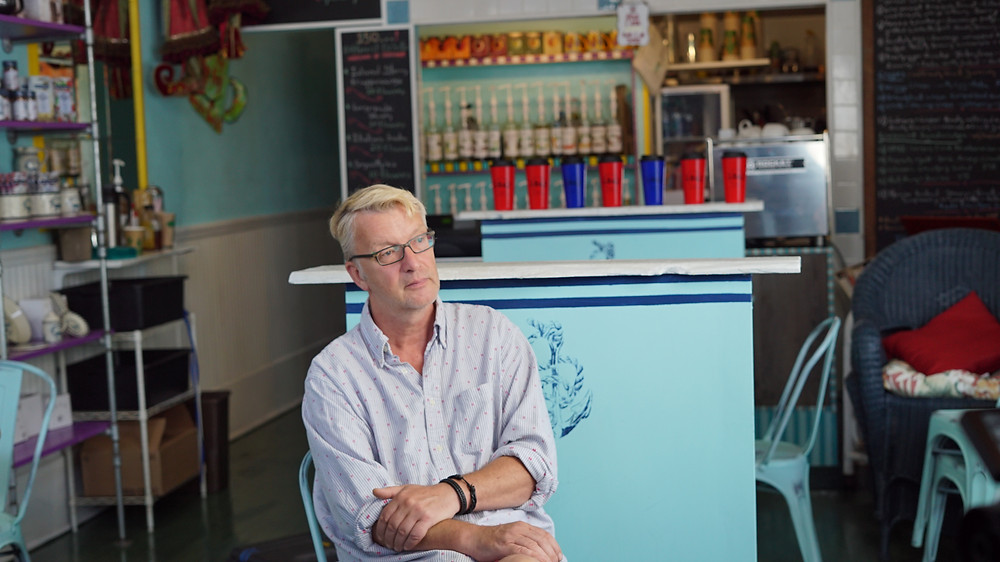 Martin, co-owner of 1842 Daily Grind & Mercantile