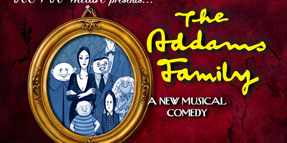 Addams Family - 9/30 @2:30pm