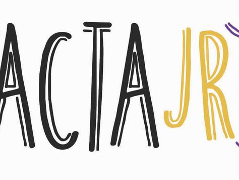 ACTA gives birth to ACTA Jr. - a new program JUST FOR KIDS!