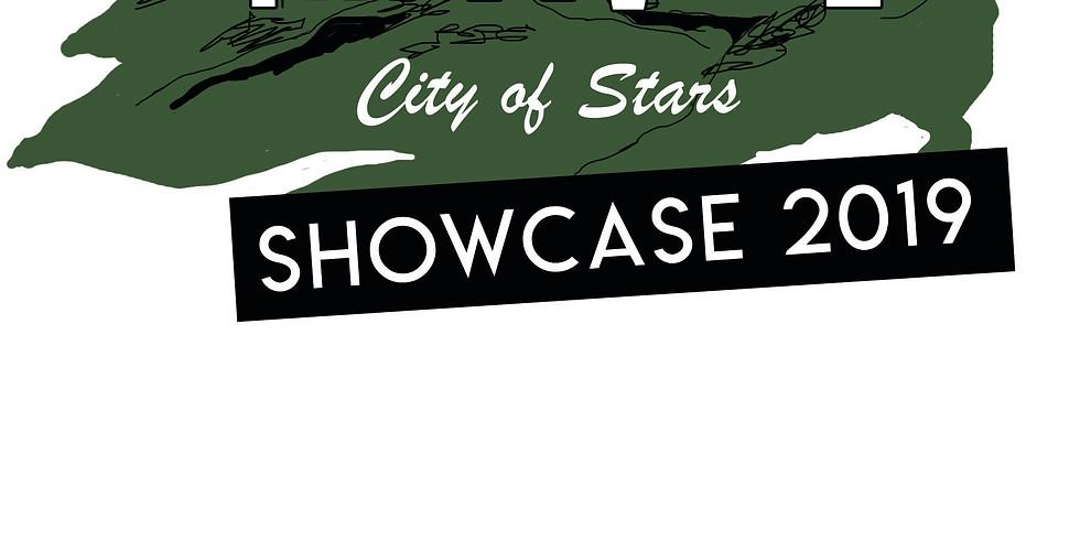SHOWCASE // Saturday, May 18 at 7pm