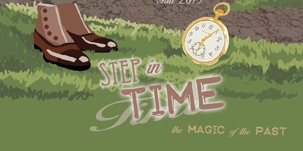 Step in Time | Sat, Oct 26 | 7pm