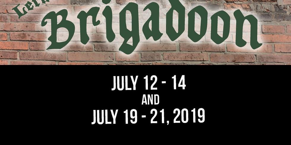 Brigadoon - 7/13 @7pm