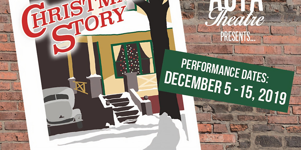 A Christmas Story - 12/5 @7pm