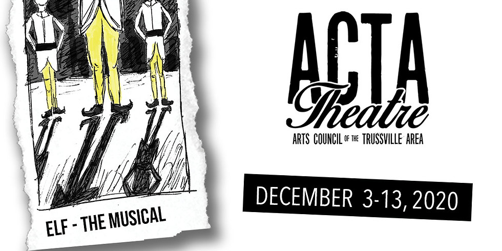 ELF THE MUSICAL | Thursday, Dec 10 @ 7pm