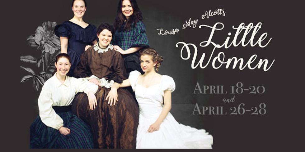 Little Women - 4/28 @2:30pm