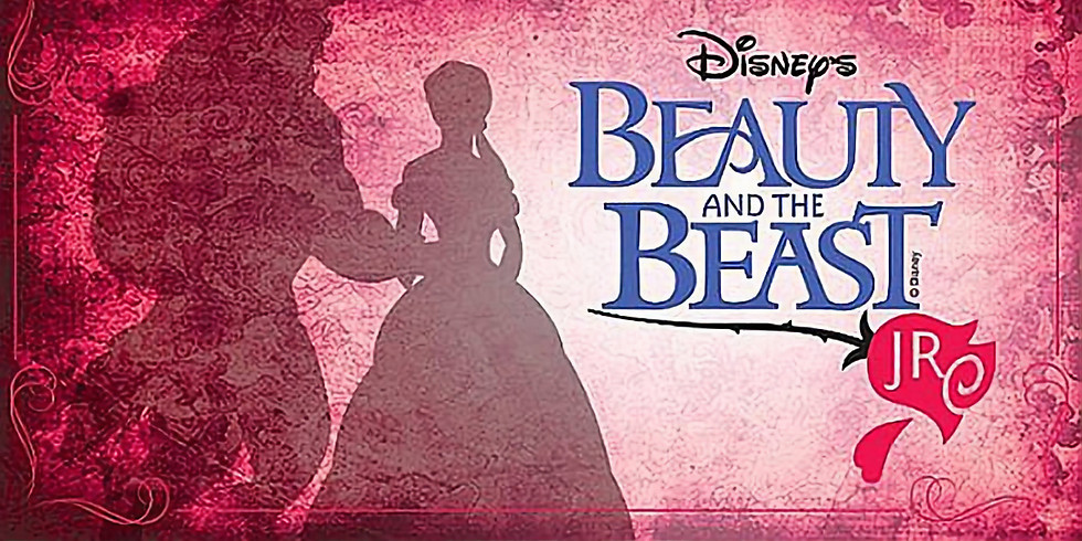 Beauty & the Beast Jr - 8/5 @2pm