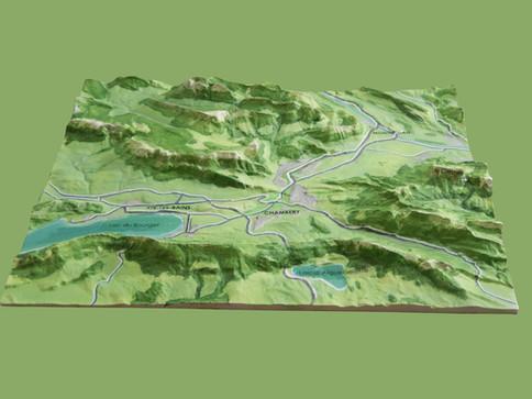 Région de Chambéry