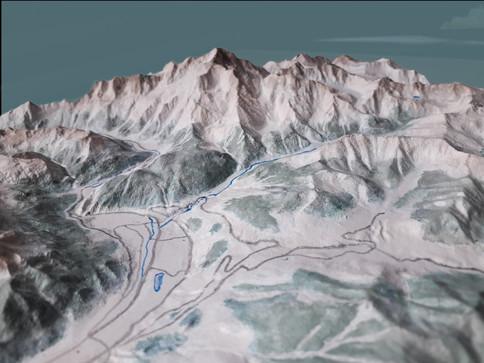 Pays du Mont Blanc et Val d'Arly – Contexte Hiver