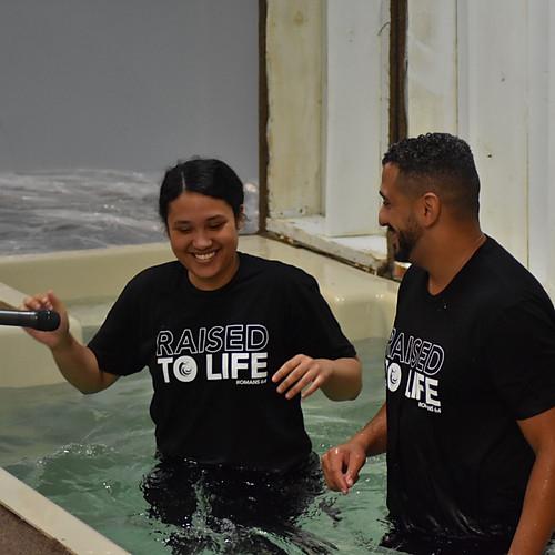 Baptism Celebration