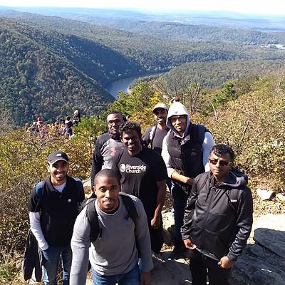 Men's Ministry Hiking