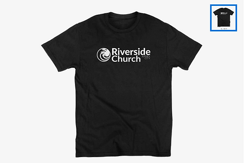 Riverside Church Logo T-Shirt