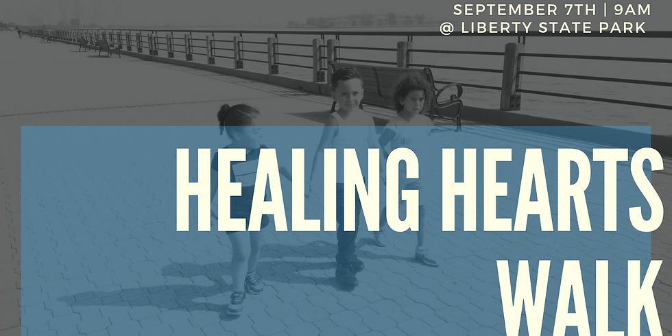 Healing Hearts Walk