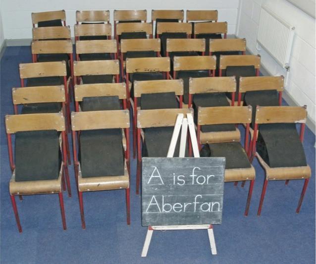 A is for Aberfan