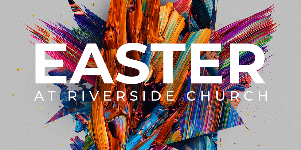 Easter Service   9:00 AM