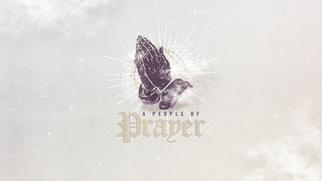 A People of Prayer