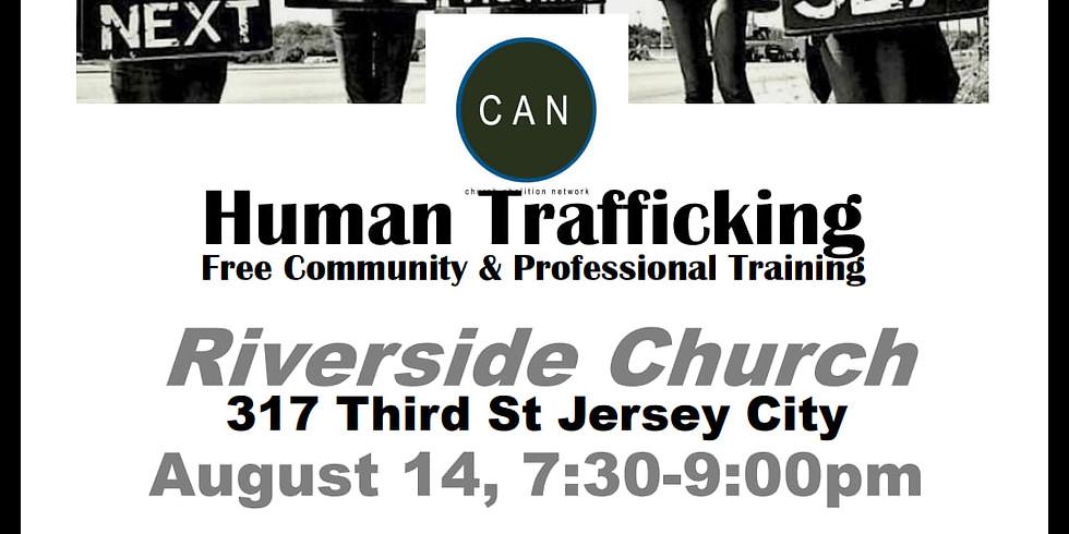CAN Human Trafficking 101 Community & Professional Training