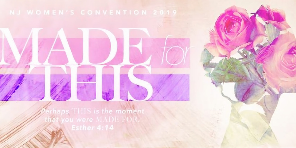 Made For This 2019 Women's Convention