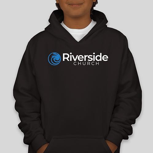 Riverside Logo Hoodie Youth