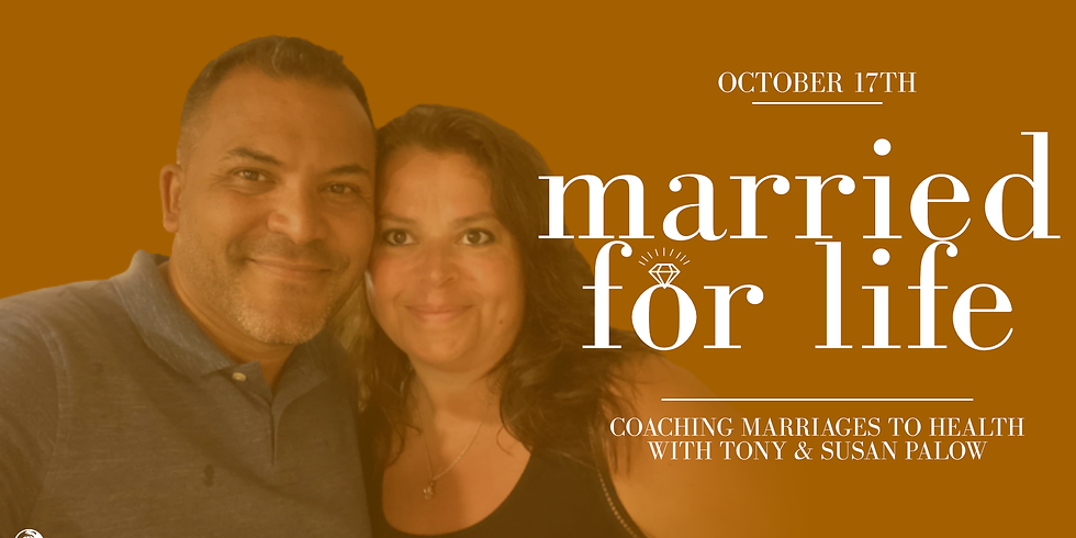Married for Life: Coaching Marriages to Health
