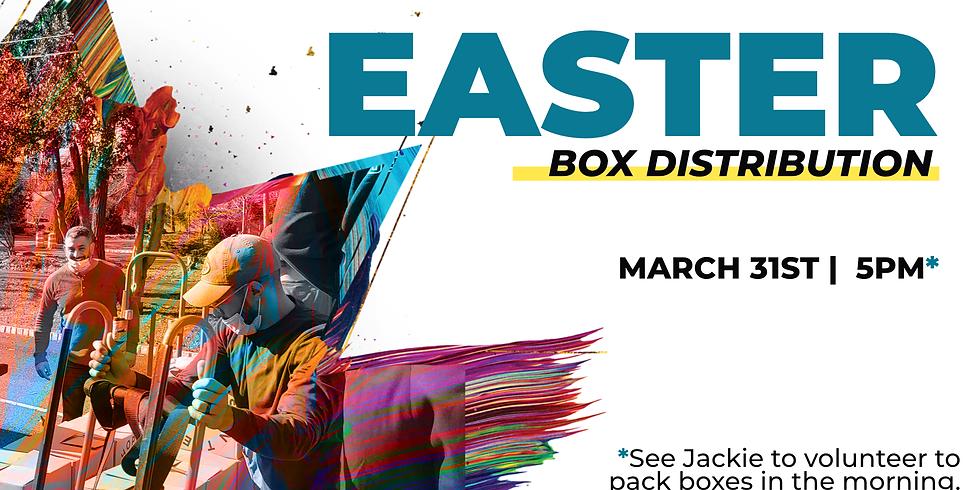 Easter Box Packing & Distribution Volunteer