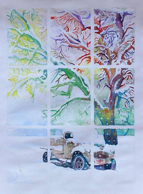 Watercolour (2015)