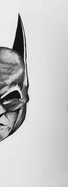 Batman Acrylic (2017)