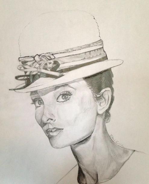 Audrey Hepburn (2013)