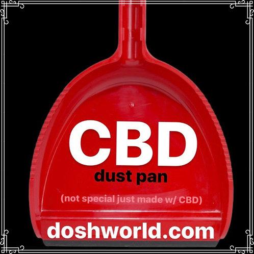CBD dustpan