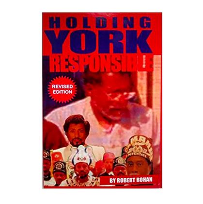 Holding York Responsible