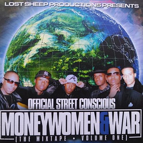 MoneyWomen&War : The Mixtape Volume 1