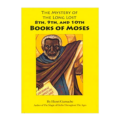 8th, 9th, and 10th Books of Moses