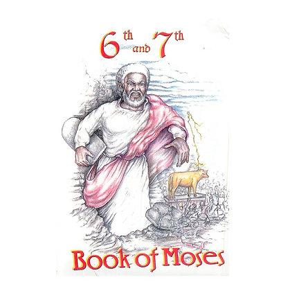 6th and 7th Book of Moses