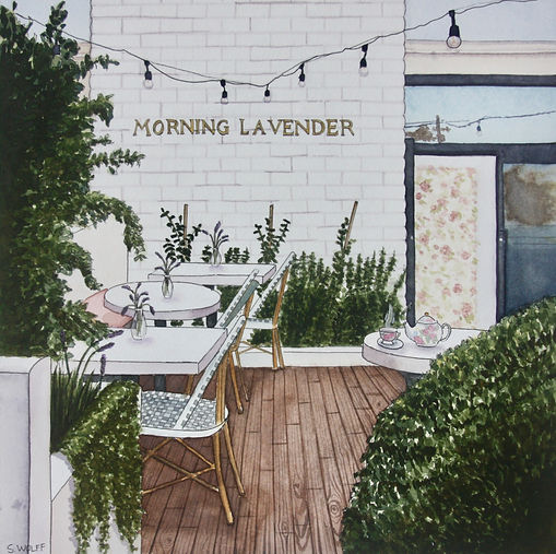Morning Lavender