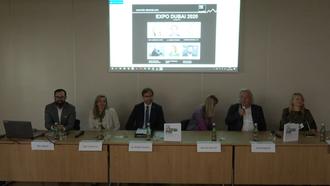 Okrogla miza o udeležbi Slovenije na Expo 2020