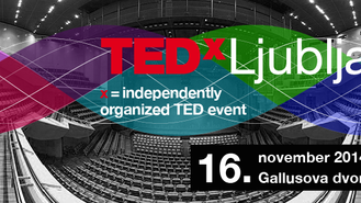 TEDx Ljubljana 2014